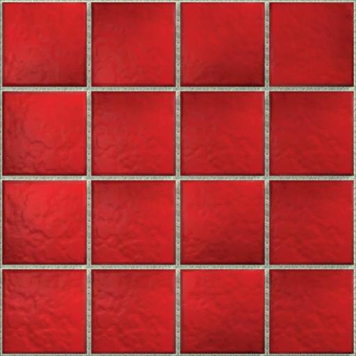 carrelage exterieur rouge